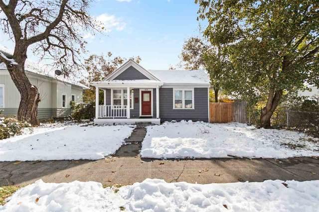 1526 E 5th Ave, Spokane, WA 99202 (#202024206) :: Five Star Real Estate Group
