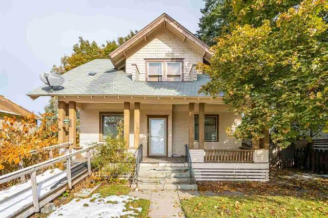 1028 W Kiernan Ave, Spokane, WA 99205 (#202024209) :: Five Star Real Estate Group