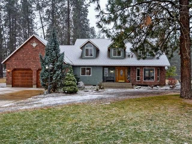 9915 W Tormey Rd 99Xx W Tormey R, Nine Mile Falls, WA 99026 (#202024237) :: Prime Real Estate Group