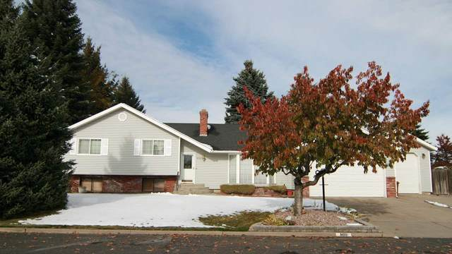 6110 W. Ridgecrest Dr Dr, Spokane, WA 99208 (#202024256) :: Prime Real Estate Group