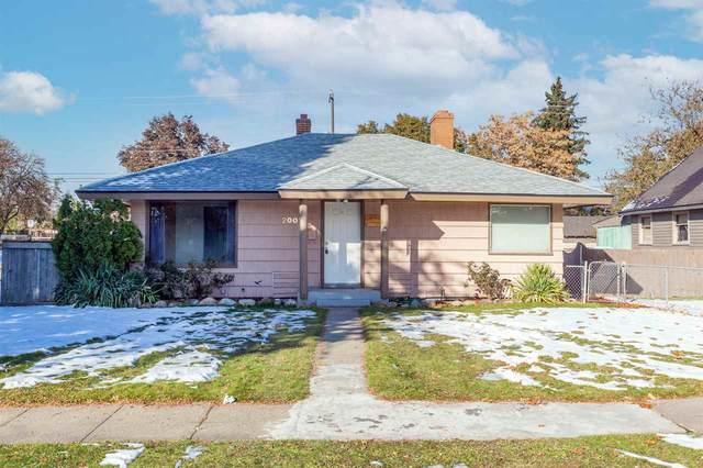 2007 E Mallon Ave, Spokane, WA 99202 (#202024278) :: Elizabeth Boykin & Keller Williams Realty