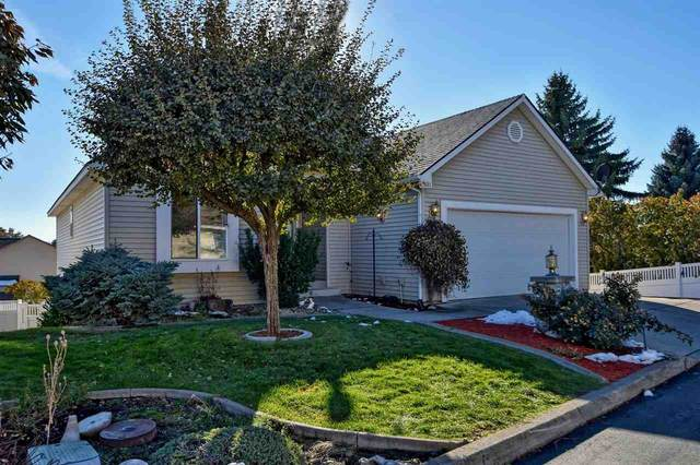 12602 E Willow Crest Ln, Spokane Valley, WA 99216 (#202024329) :: Prime Real Estate Group