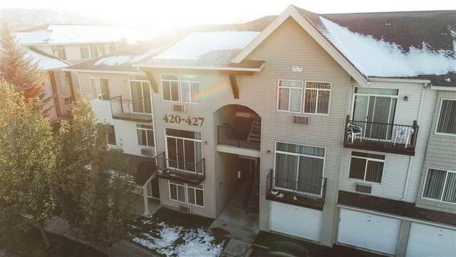 22855 E Country Vista Dr #420, Liberty Lake, WA 99019 (#202024349) :: Amazing Home Network