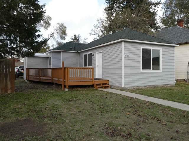 1821 E 5TH Ave, Spokane, WA 99202 (#202024355) :: Prime Real Estate Group