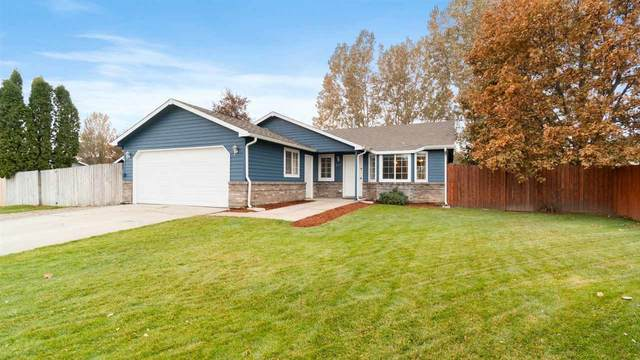 207 N Country Club Dr, Deer Park, WA 99006 (#202024481) :: Amazing Home Network