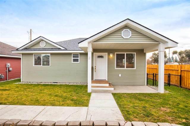 7125 N Crestline St #2, Spokane, WA 99217 (#202024539) :: Amazing Home Network