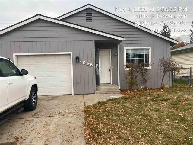 1025 E Rowan St, Spokane, WA 99207 (#202024673) :: Prime Real Estate Group