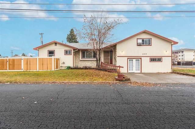 420 E Weile Ave, Spokane, WA 99208 (#202025017) :: The Spokane Home Guy Group