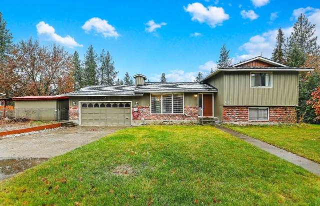 106 E Franklin Dr, Nine Mile Falls, WA 99026 (#202025024) :: Northwest Professional Real Estate