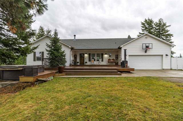 26304 E Hauser Lake Rd, Newman Lake, WA 99025 (#202025039) :: Prime Real Estate Group