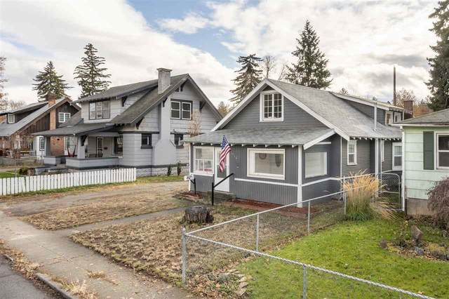 3714 E 5th Ave, Spokane, WA 99202 (#202025069) :: Top Spokane Real Estate