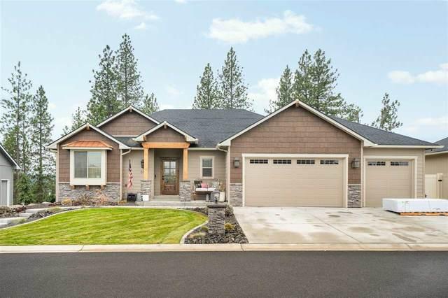 606 E Country Hill Ln, Spokane, WA 99208 (#202025070) :: The Hardie Group