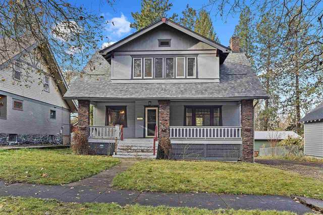 1518 S Madison St, Spokane, WA 99203 (#202025084) :: Northwest Professional Real Estate