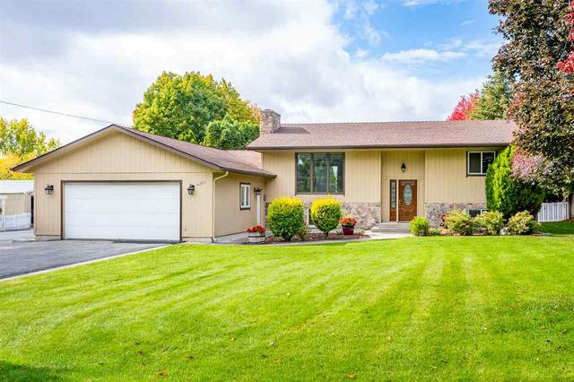 4207 N Farr Rd, Spokane, WA 99206 (#202025140) :: Top Spokane Real Estate