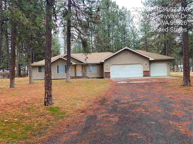 13006 W Sunnyvale Dr, Nine Mile Falls, WA 99026 (#202025149) :: Northwest Professional Real Estate