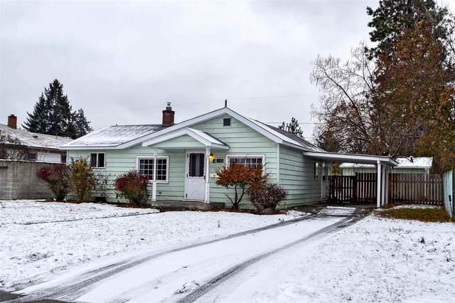 920 E Sanson Ave, Spokane, WA 99207 (#202025154) :: Prime Real Estate Group