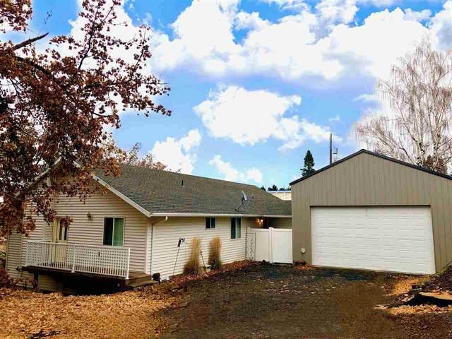 130 N Lake St St, Tekoa, WA 99033 (#202025176) :: Prime Real Estate Group