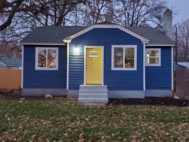 2809 E Mission Ave, Spokane, WA 99202 (#202025189) :: Northwest Professional Real Estate