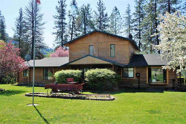 2187 Kettle River Rd, Kettle Falls, WA 99141 (#202025204) :: Northwest Professional Real Estate