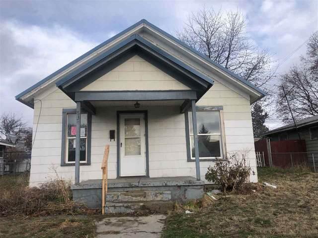 831 E Liberty Ave, Spokane, WA 99207 (#202025207) :: Prime Real Estate Group