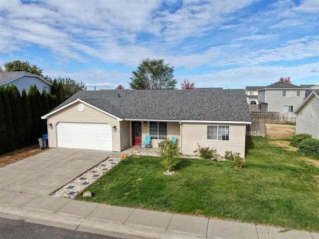 421 E Frederick Ave, Medical Lake, WA 99022 (#202025214) :: Elizabeth Boykin & Keller Williams Realty