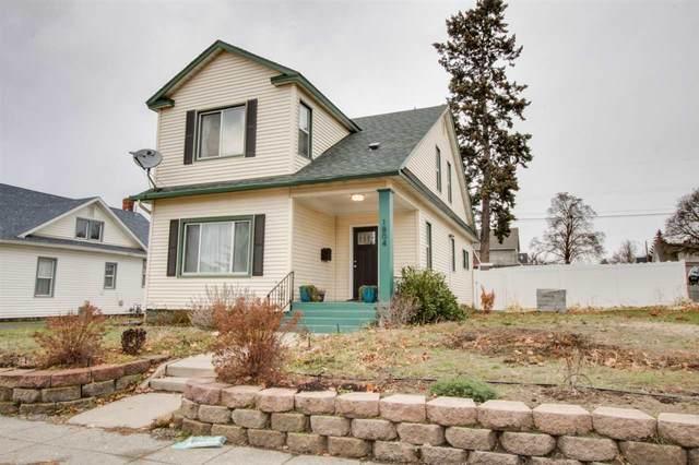 1804 W Spofford Ave, Spokane Valley, WA 99205 (#202025230) :: The Spokane Home Guy Group