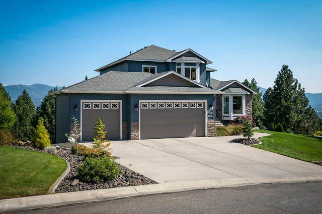 5712 N Del Rey Dr, Otis Orchards, WA 99027 (#202025232) :: The Synergy Group