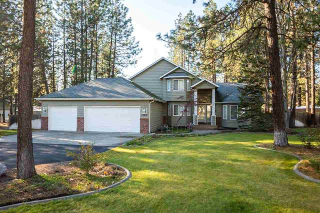 12719 W Greenfield Rd, Nine Mile Falls, WA 99026 (#202025244) :: Cudo Home Group