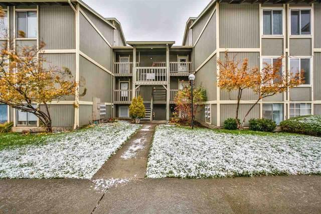 6121 E 6th Ave K204, Spokane Valley, WA 99212 (#202025353) :: Freedom Real Estate Group