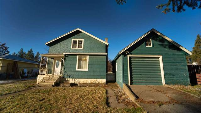18 N 3rd St, Cheney, WA 99004 (#202025365) :: The Synergy Group