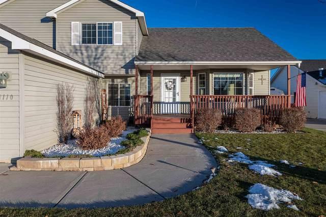 1110 N Tara Lee St, Medical Lake, WA 99022 (#202025396) :: Prime Real Estate Group