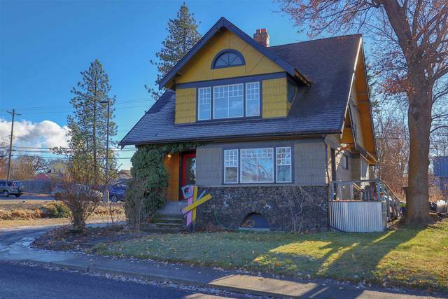 3128 E 29th Ave, Spokane, WA 99223 (#202025398) :: Top Agent Team