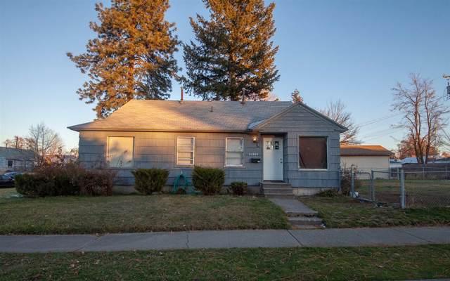 1204 E Olympic Ave, Spokane, WA 99207 (#202025420) :: RMG Real Estate Network