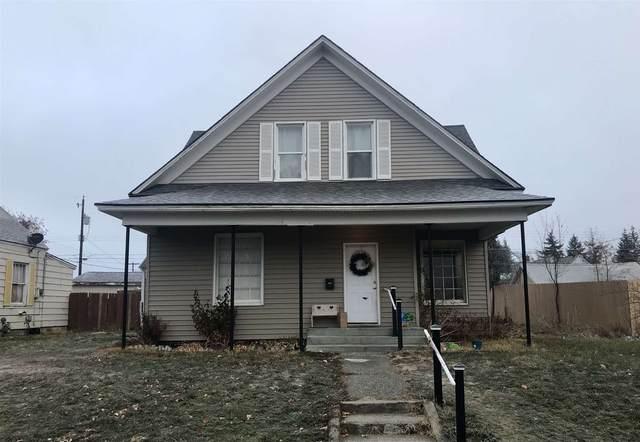 224 W Shannon Ave, Spokane, WA 99205 (#202025464) :: Prime Real Estate Group