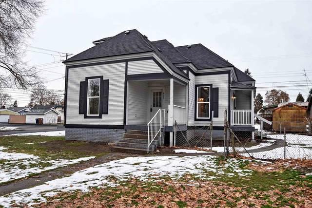 803 E Euclid Ave, Spokane, WA 99207 (#202025837) :: The Spokane Home Guy Group
