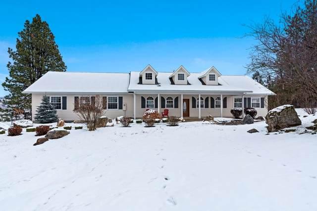 3224 S Saltese Lake Rd, Greenacres, WA 99016 (#202025840) :: Parrish Real Estate Group LLC