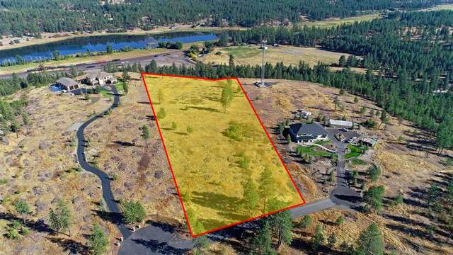 0 W Crest View Ln Lot M, Cheney, WA 99004 (#202110035) :: Inland NW Group