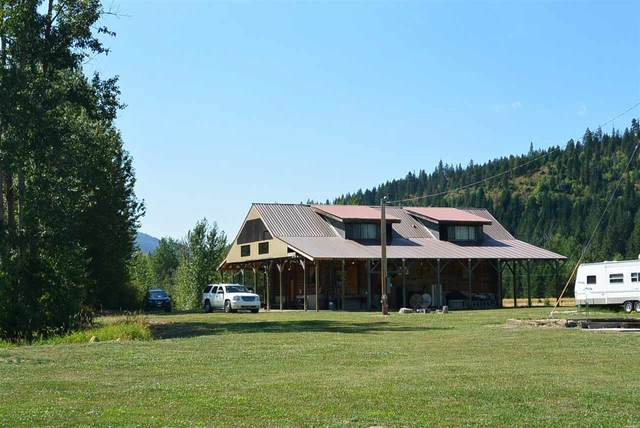 5142 Westside Calispell Rd, Usk, WA 99180 (#202110045) :: Five Star Real Estate Group