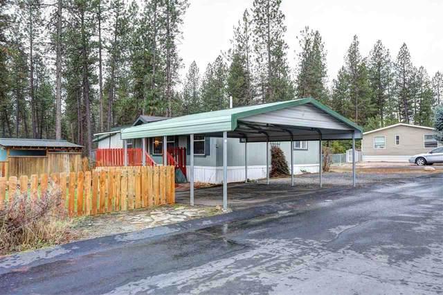 3110 E Chattaroy Rd #75, Chattaroy, WA 99003 (#202110084) :: Cudo Home Group