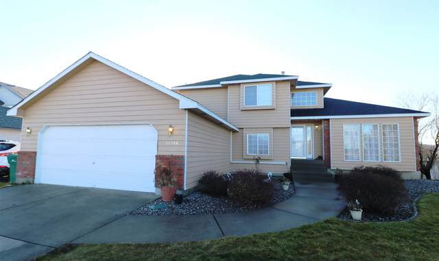 15506 E 20th Ave, Spokane Valley, WA 99037 (#202110107) :: The Hardie Group