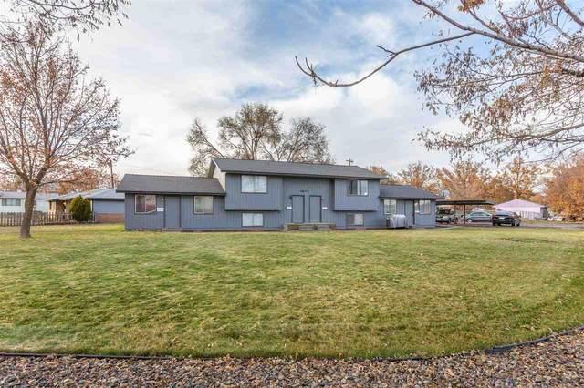 2807 E Sharp Ave, Spokane, WA 99202 (#202110220) :: Top Spokane Real Estate