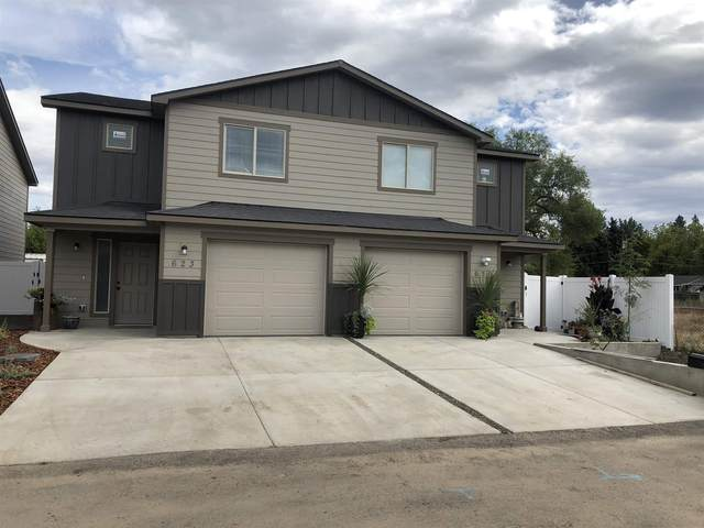 623 S Chronicle Ln 625 S Chronicle, Spokane Valley, WA 99212 (#202110258) :: Amazing Home Network