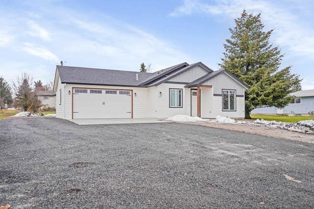 625 E Broadway Ave, Reardan, WA 99029 (#202110275) :: Freedom Real Estate Group
