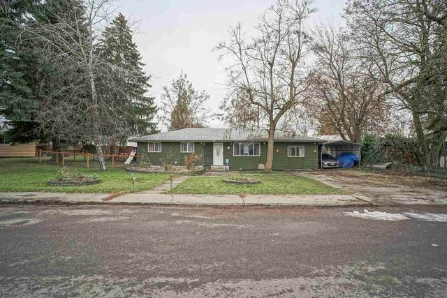 1806 6th St, Cheney, WA 99004 (#202110338) :: Prime Real Estate Group
