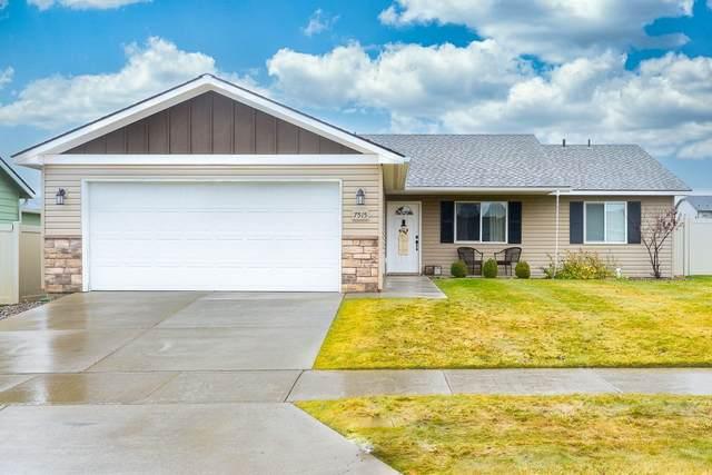 7515 S Dana St, Cheney, WA 99004 (#202110407) :: Top Spokane Real Estate
