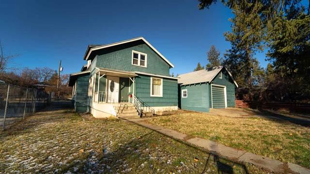 18 N 3rd St, Cheney, WA 99004 (#202110422) :: Top Spokane Real Estate