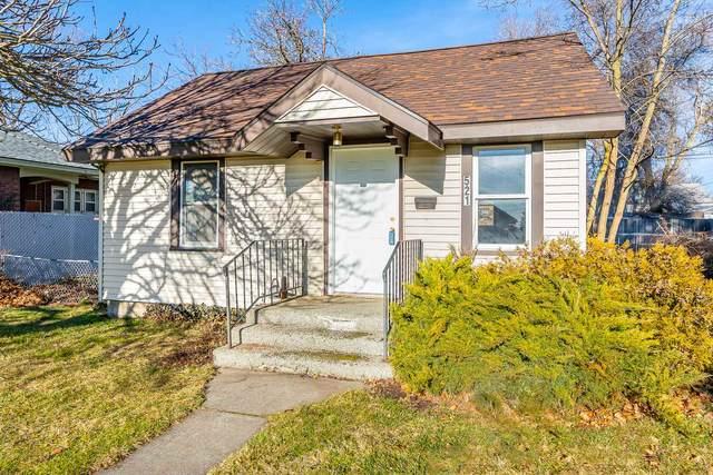 521 E Rich Ave, Spokane, WA 99207 (#202110432) :: The Hardie Group