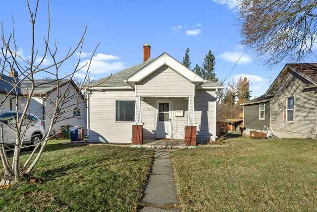 1911 E 11th Ave, Spokane, WA 99202 (#202110449) :: Top Spokane Real Estate