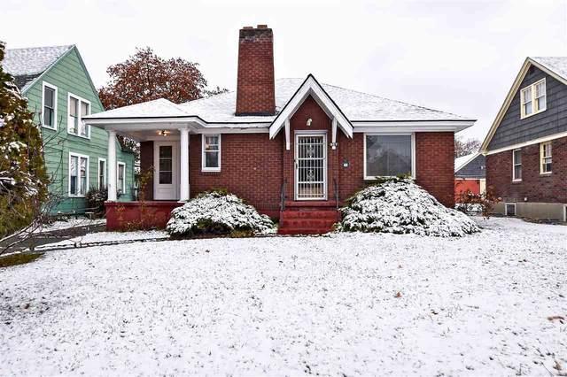 807 E Indiana Ave, Spokane, WA 99207 (#202110450) :: Top Spokane Real Estate