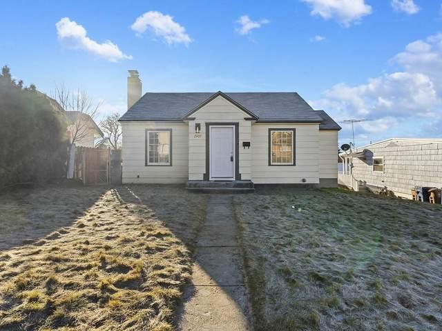 2407 W Liberty Ave, Spokane, WA 99205 (#202110463) :: Prime Real Estate Group